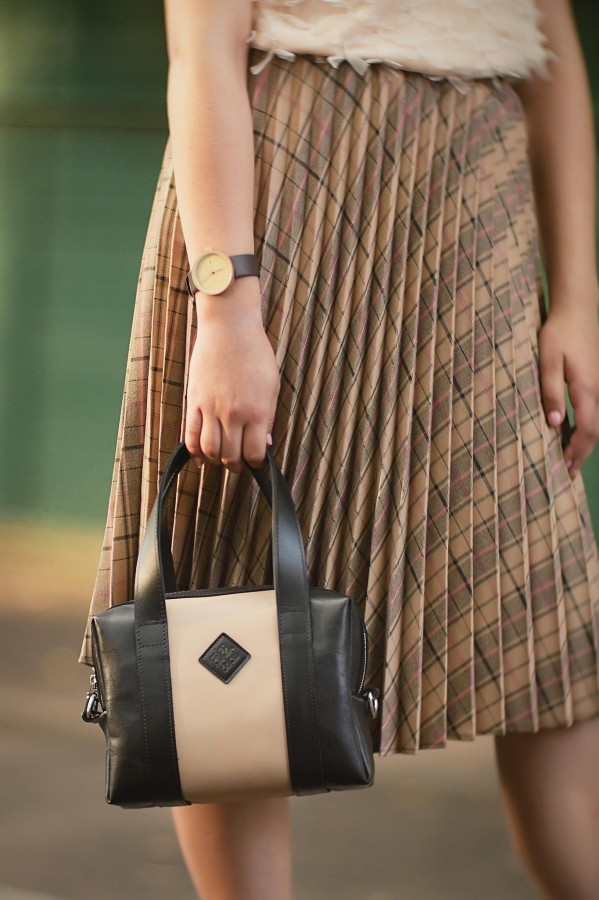 ANNA design. Mini rankinė