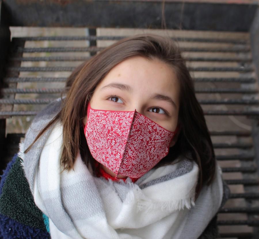 Daugkartinė veido kaukė #besafe
