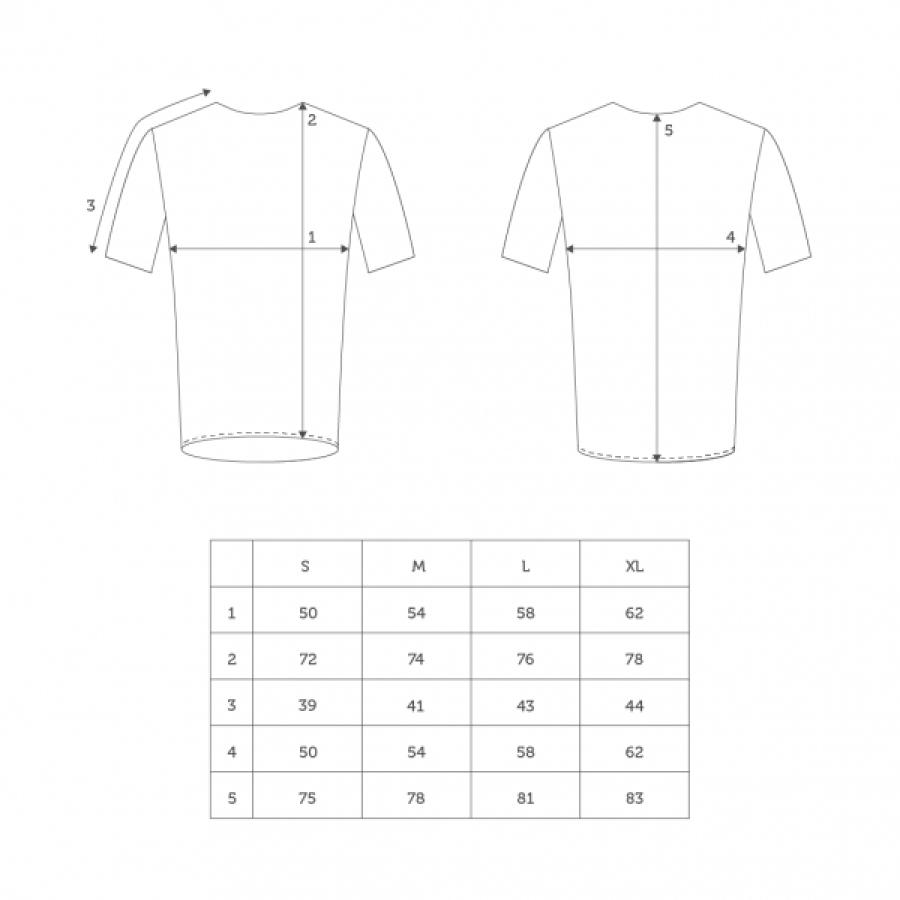 """Marškinėliai """"Ąžuolas"""". Lt Identity"""