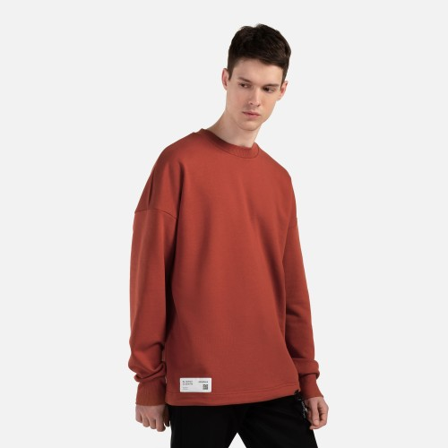 Labàdienà. UNISEX Plytų spalvos džemperis