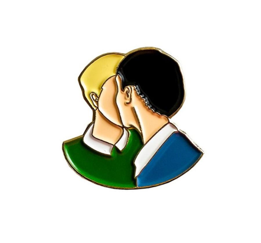 """MAKEHEADSTURN. Ženkliukas  """"Kiss"""""""