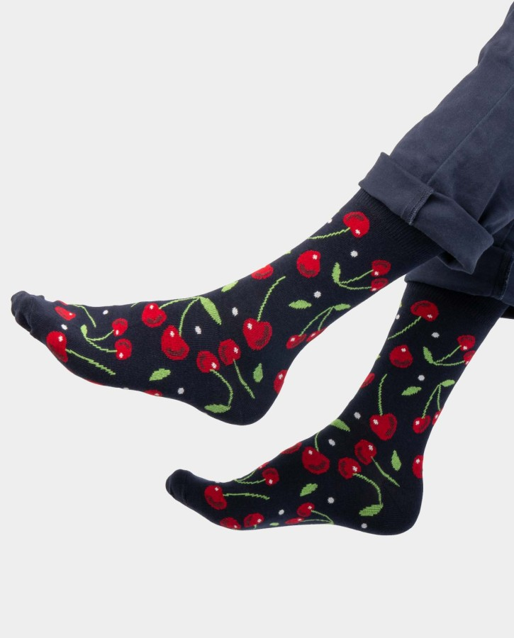 OH SOX. Kvepiančios kojinės SKARDINĖJE Cherry