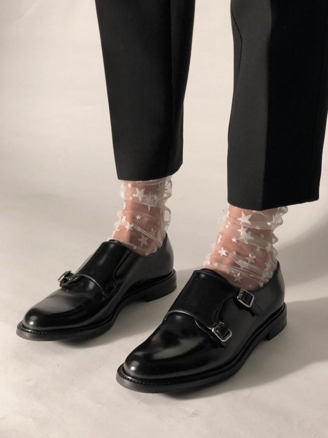 Tiulio kojinaitės. Reve Rose