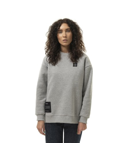 TRAM TRYS. WOMEN'S OVERSIZED SWEATSHIRT